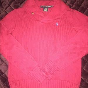 Women's Ralph Lauren Sports Sweater